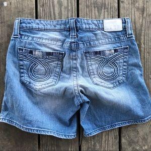 Big star denim shorts 30